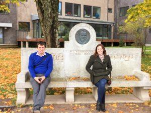 Eelmisel nädalal viibisid HKHK-s kolleegid Iirimaalt Westport Kolledžist