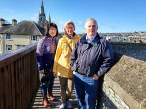 HKHK Uued oskused - uued võimalused Iirimaal