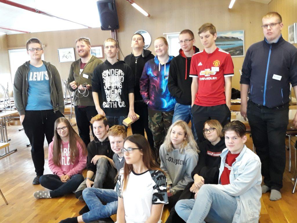 HKHK NordPlus Islandil