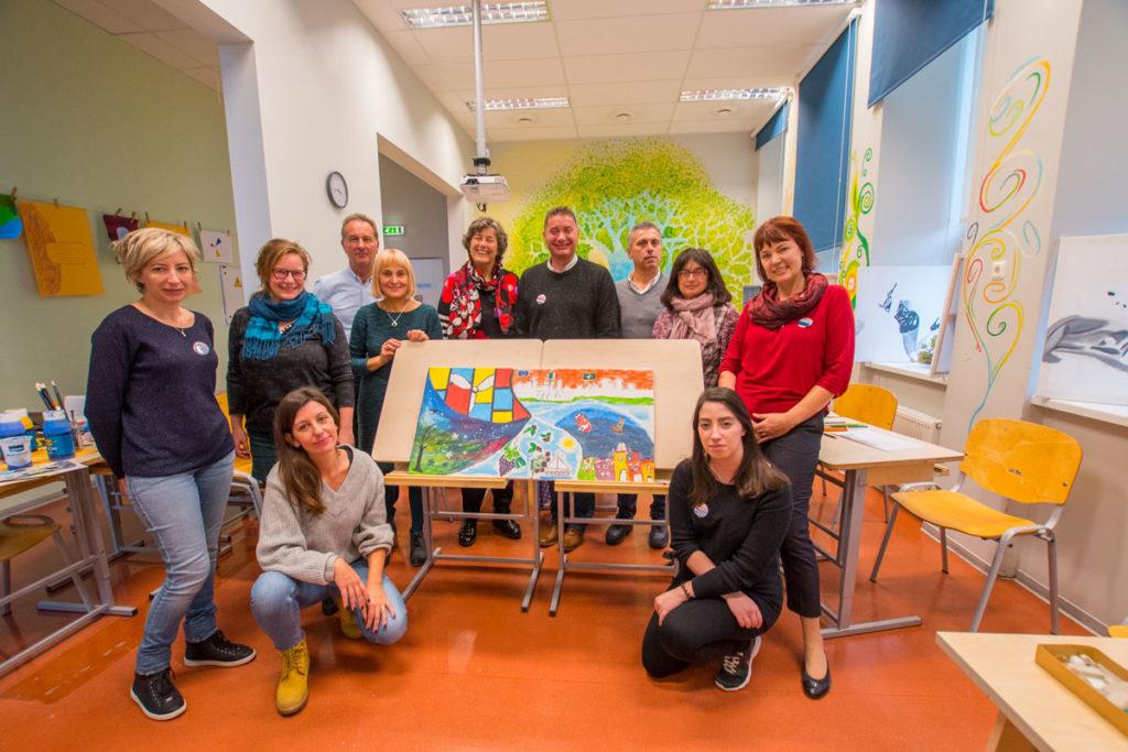 Erasmus+ täiskasvanuhariduse projekt AdELe